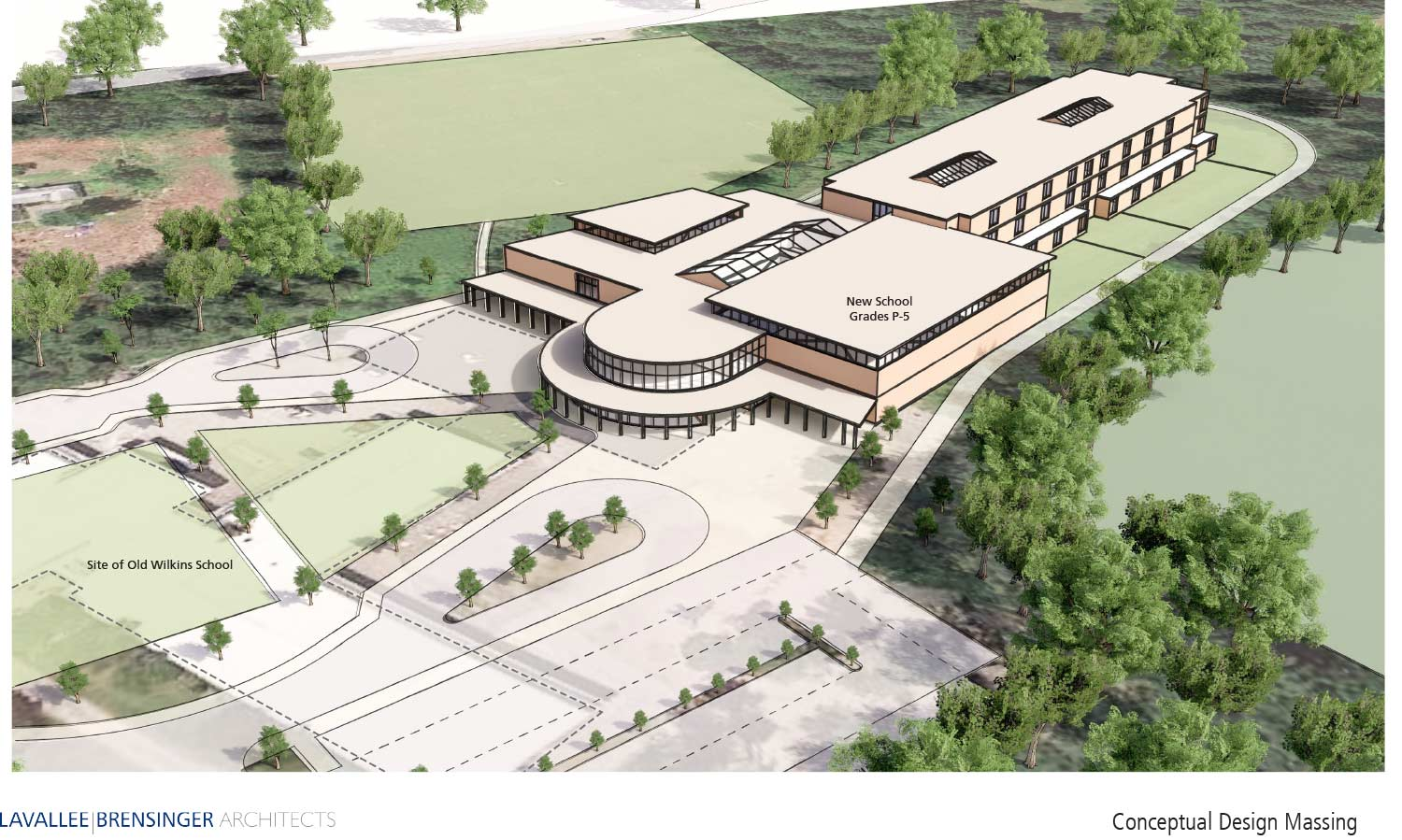 Amherst NH, CWS Elementary Concept Design