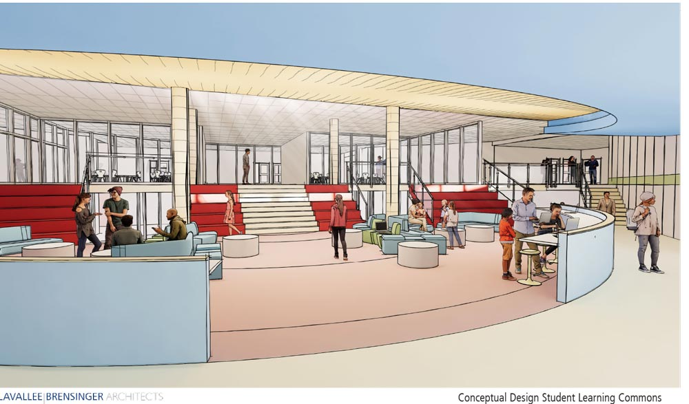 AMS Student Learning Center Concept